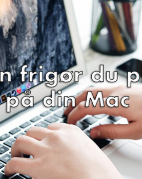Få mere plads på din Mac